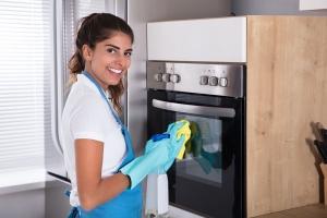 Limpeza de manutenção regular